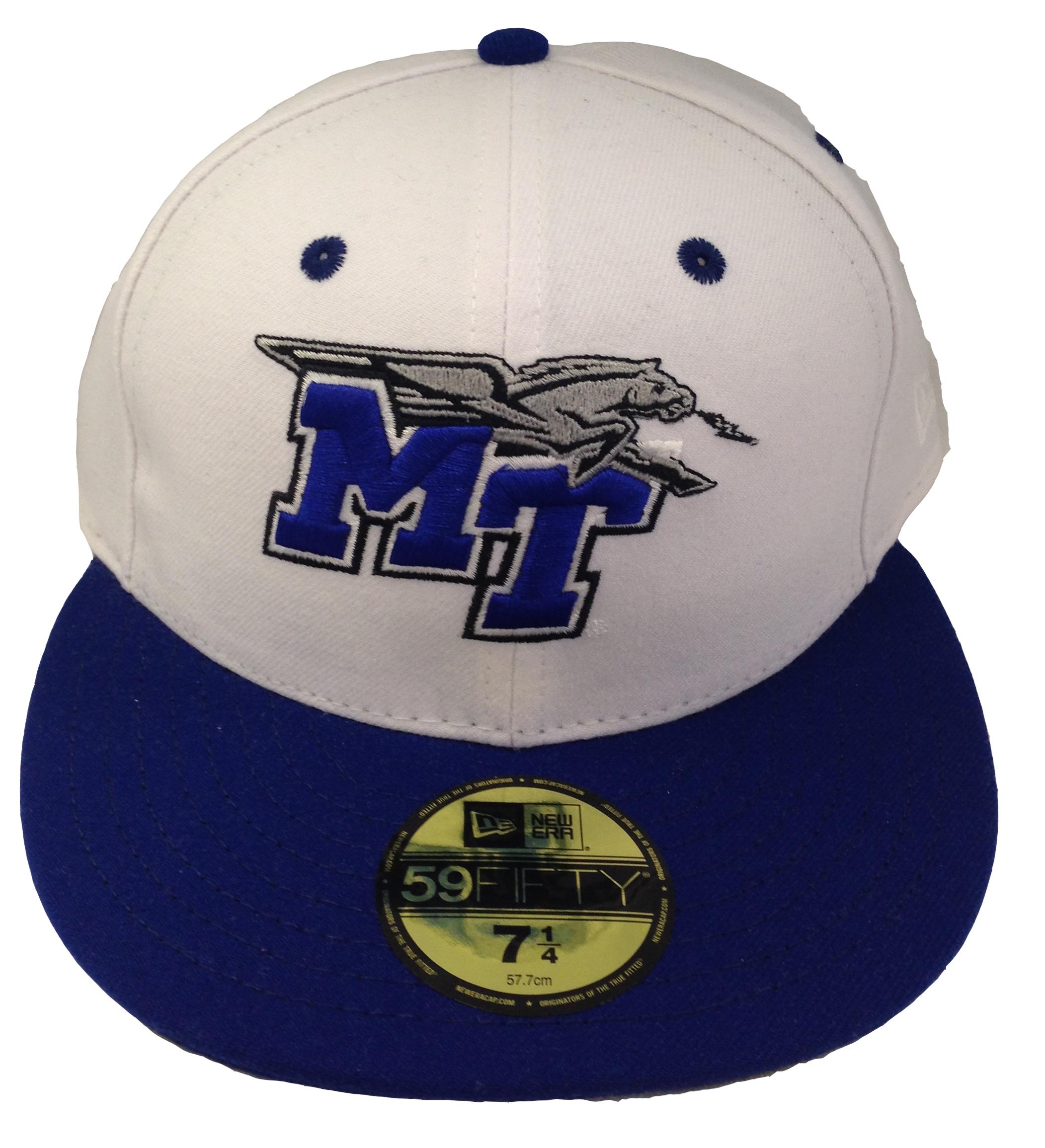 MT Logo Flatbill Hat