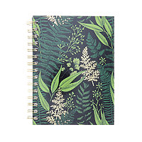 Personal Decorative Wirebound Journal