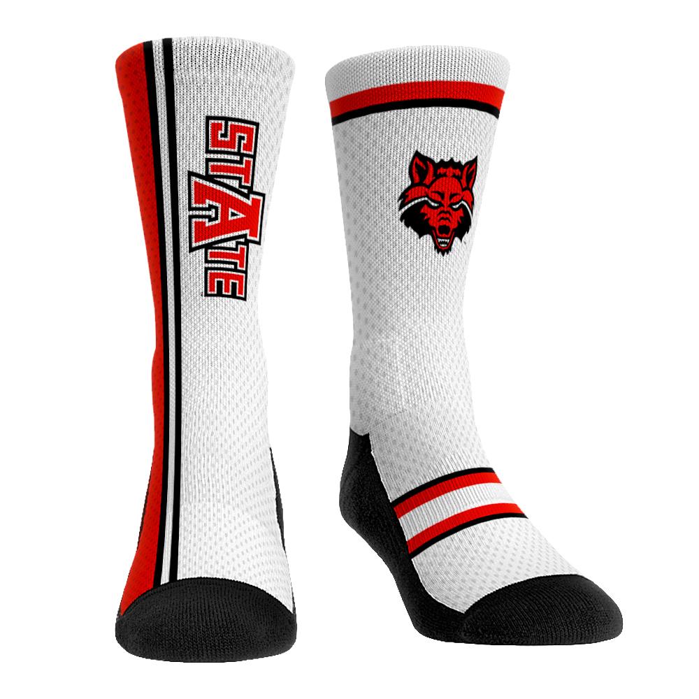 Arkansas State Jersey Socks