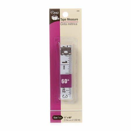 "Dritz Tape Measure, 60"""