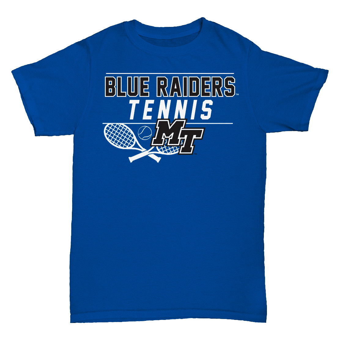Blue Raiders Tennis Shirt