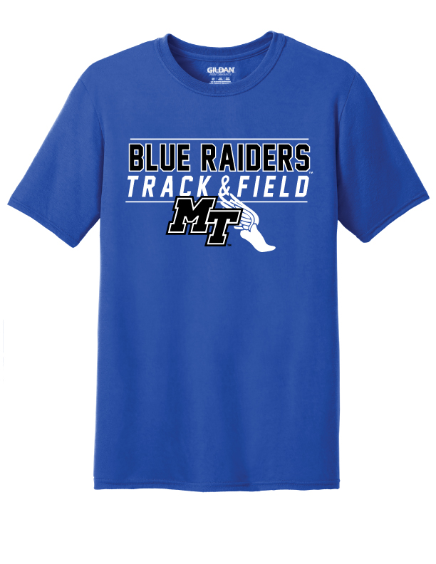 Blue Raiders Track & Field Shirt