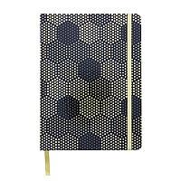 Gold Hexagon Fashion Journal