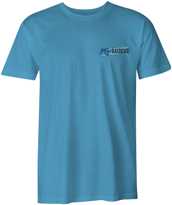 True Blue State of Mind Comfort Colors Shirt