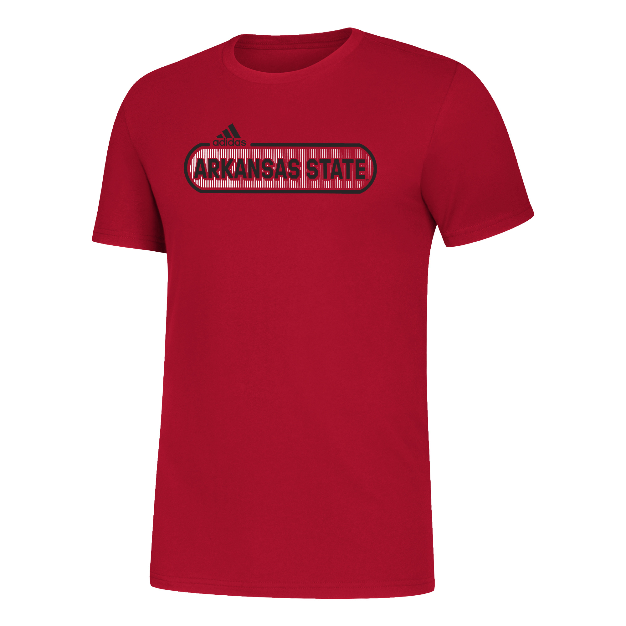 Arkansas State Amplifier SS Tee