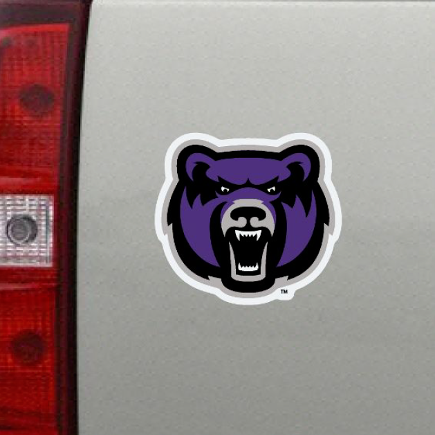 Bearhead Mini Magnet