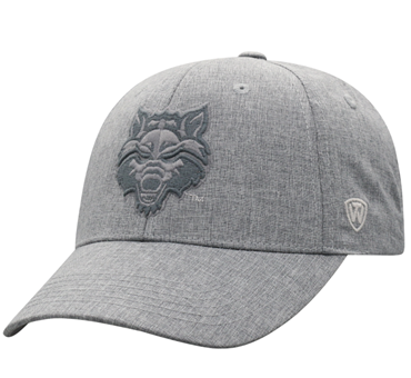 Red Wolves Swing Adjustable Cap