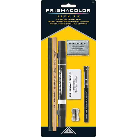 Prismacolor Colored Pencil Accessory Set