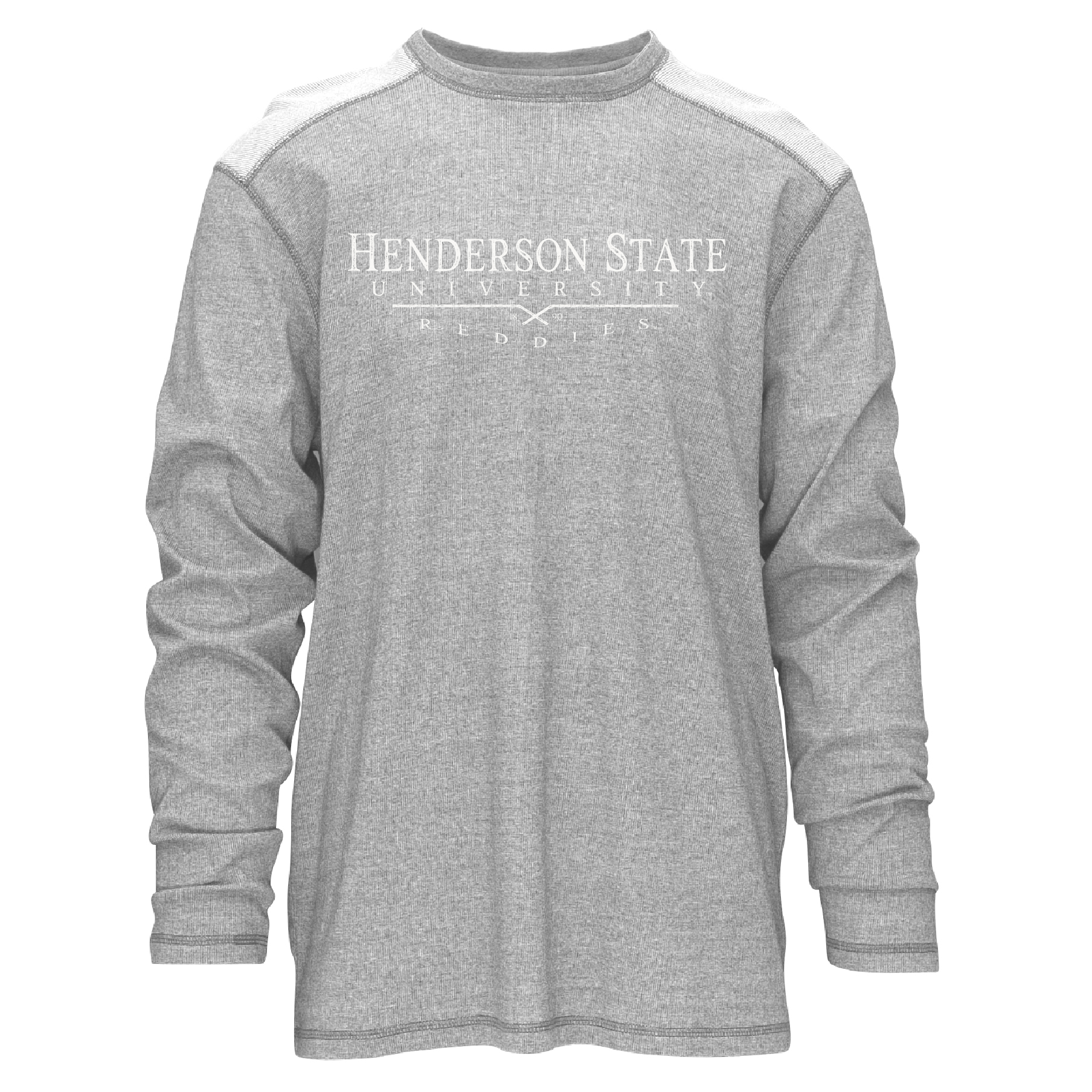 Henderson State University 1890 Reddies Woodland Long Sleeve T-Shirt