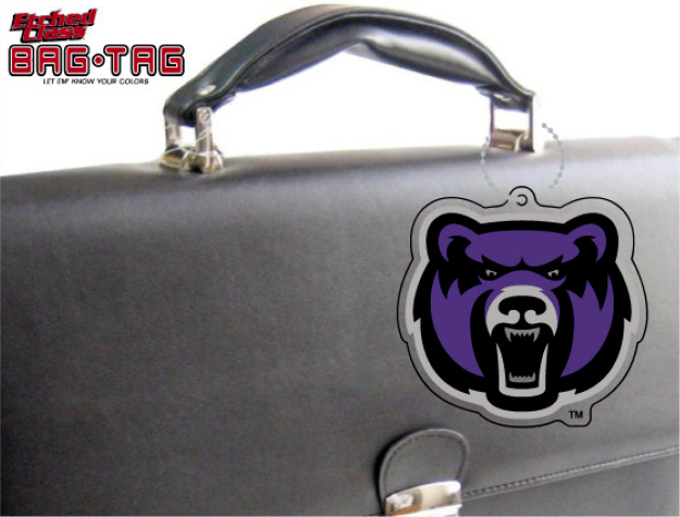 Bearhead Bag Tag