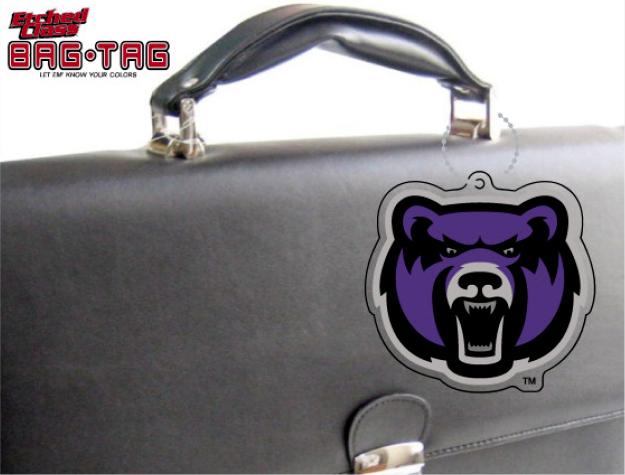 Bearhead Bag Tag