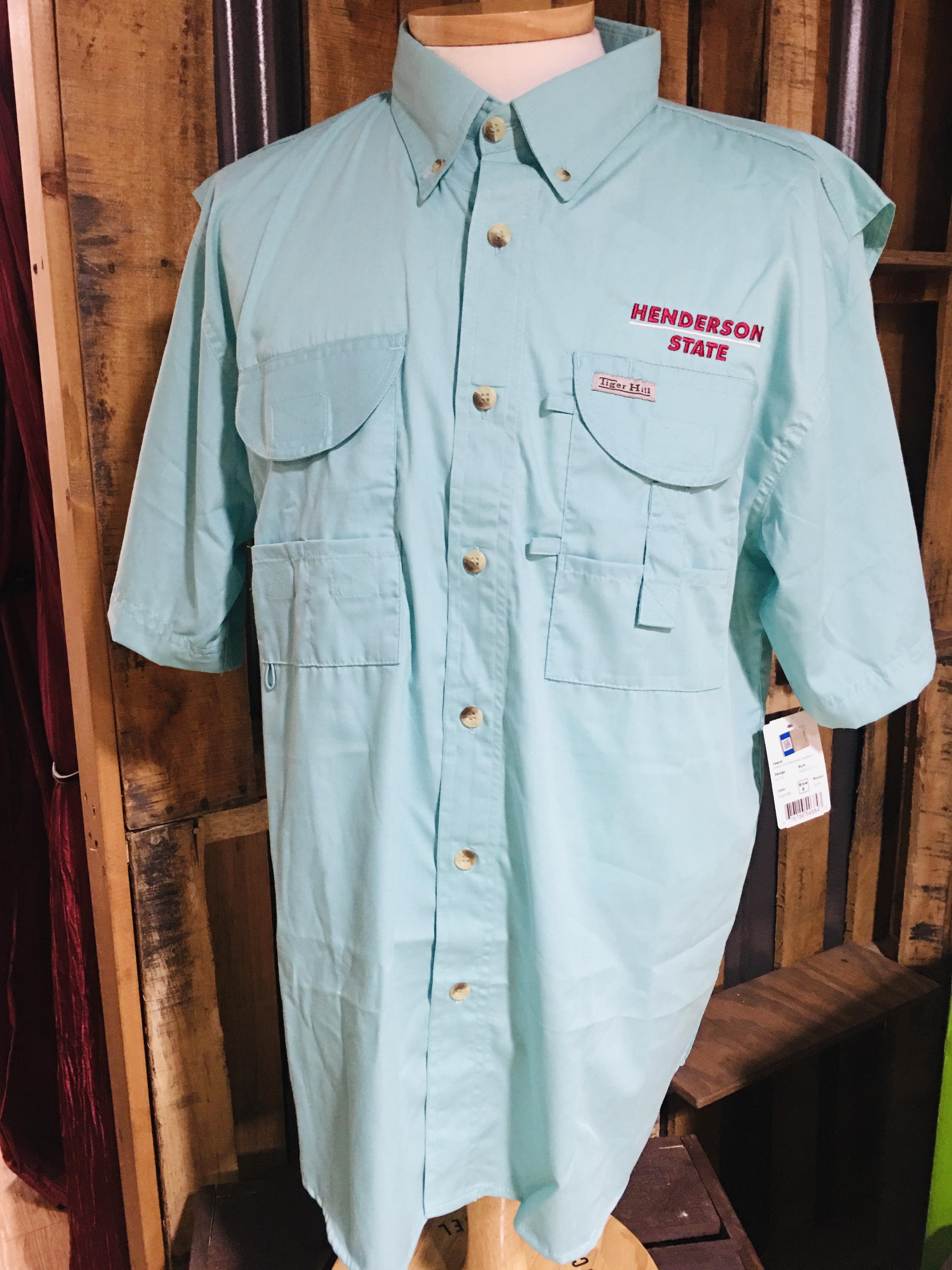 Henderson State Short Sleeve Fishing Shirt