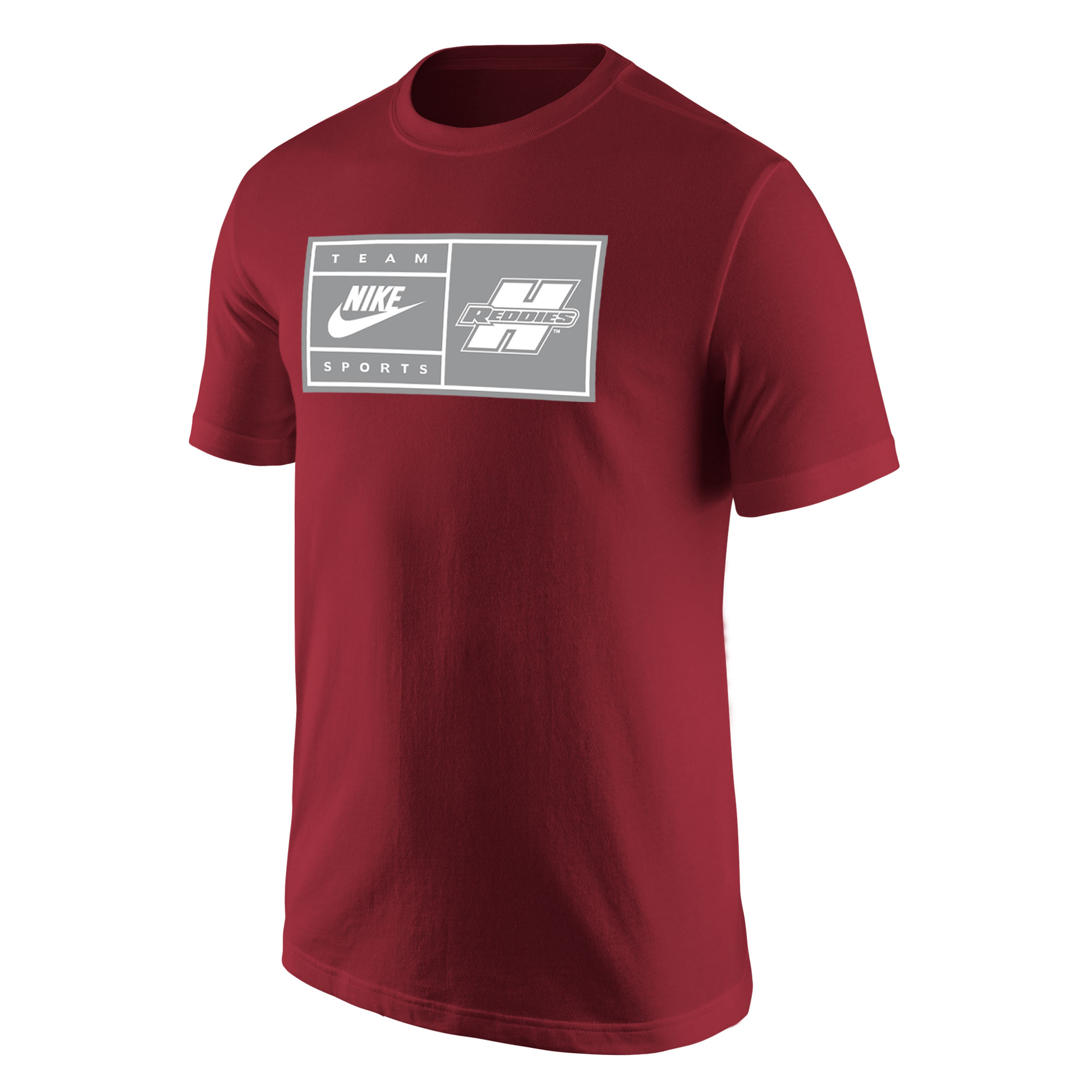 Henderson Reddies Nike Team Sports Short Sleeve T-Shirt