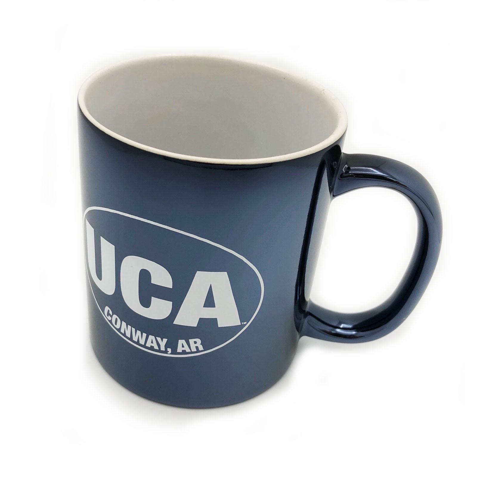 UCA Iridescent Mug