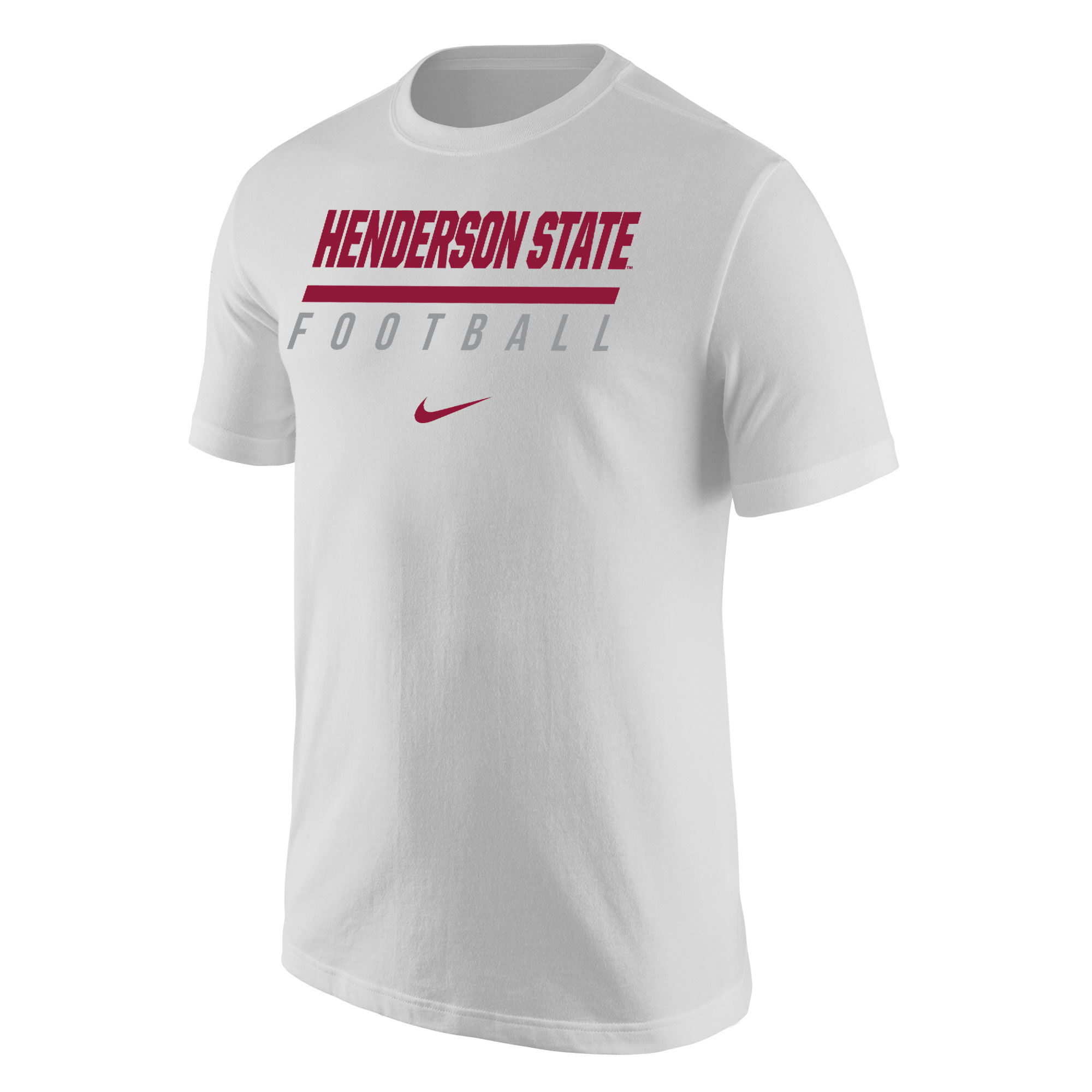 Henderson State Football Nike Short Sleeve T-Shirt