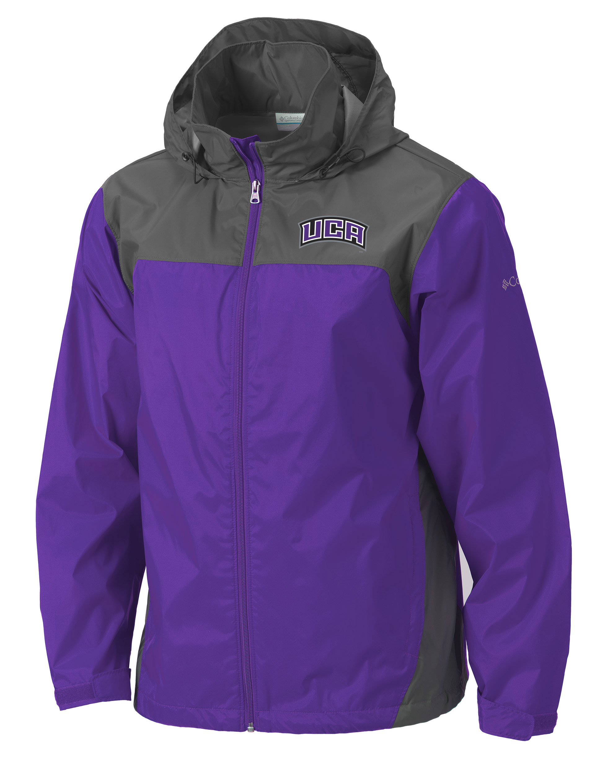Glennaker Lake Windbreaker