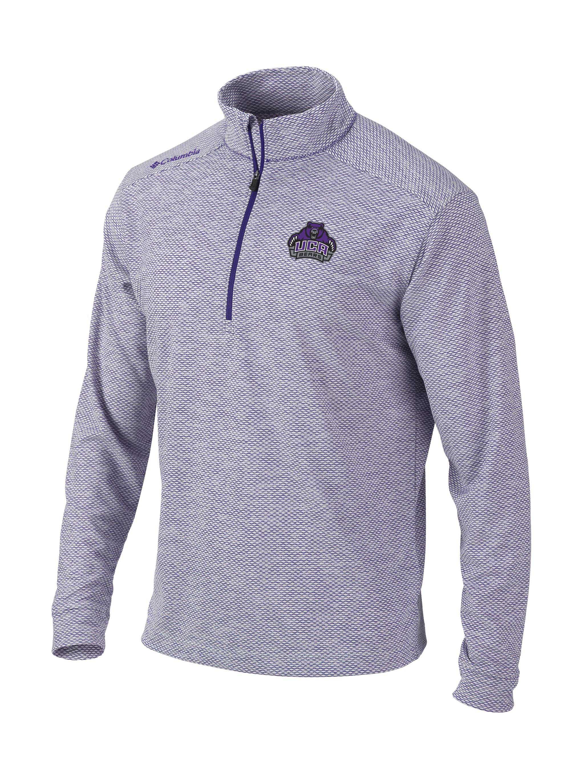 Omni-Wick Golf Pullover