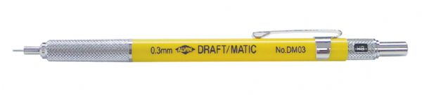 Alvin Draft Matic Drafting Pencils 0.3mm-0.9mm