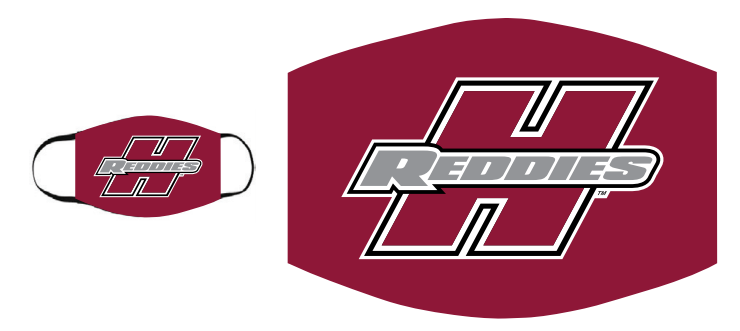 Henderson State Face Mask