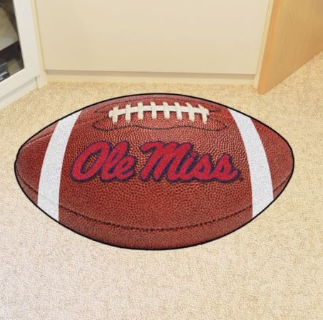 Football Mat 20.5in x 32.5""