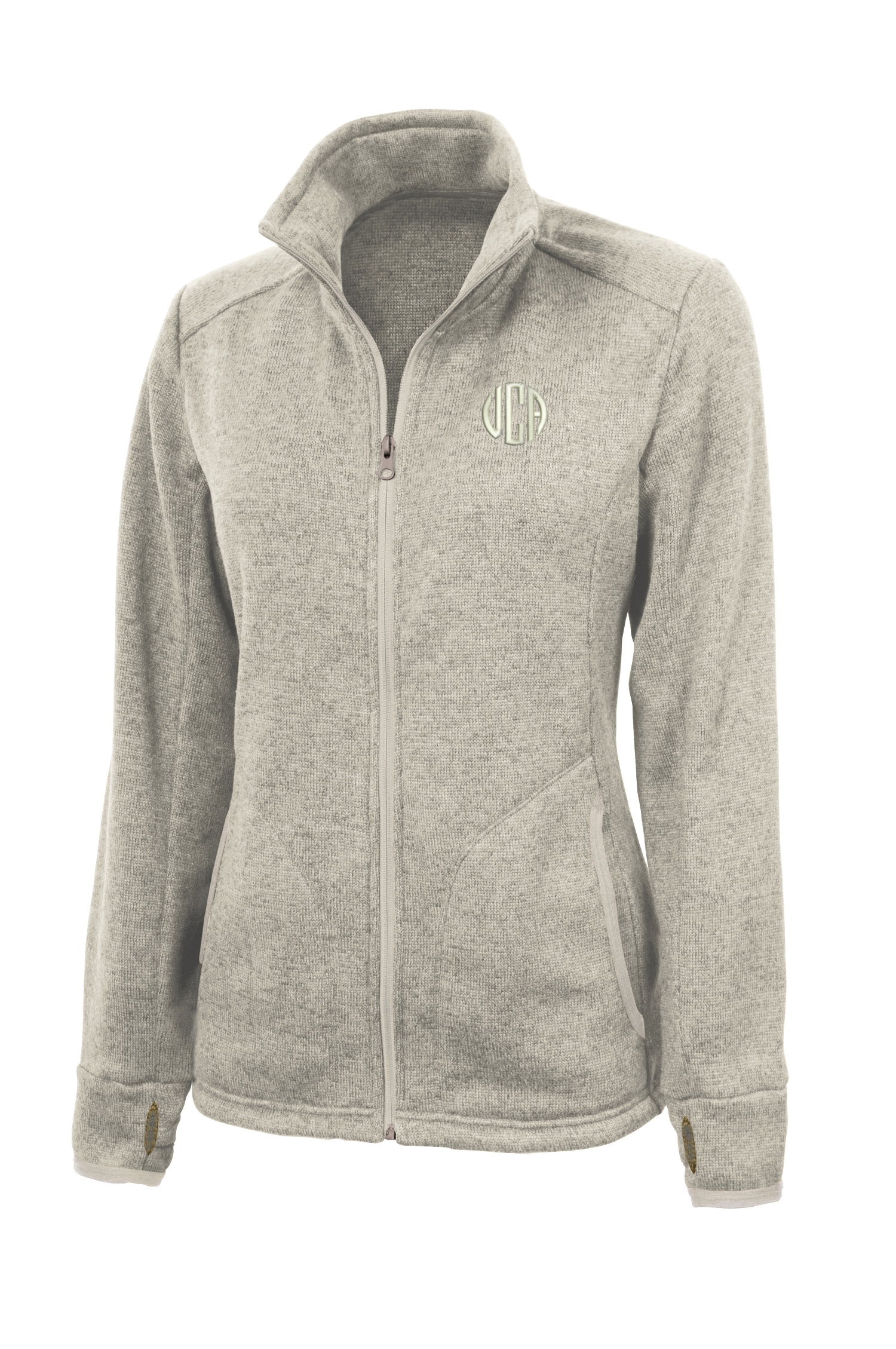 Women's Heathered Fleece