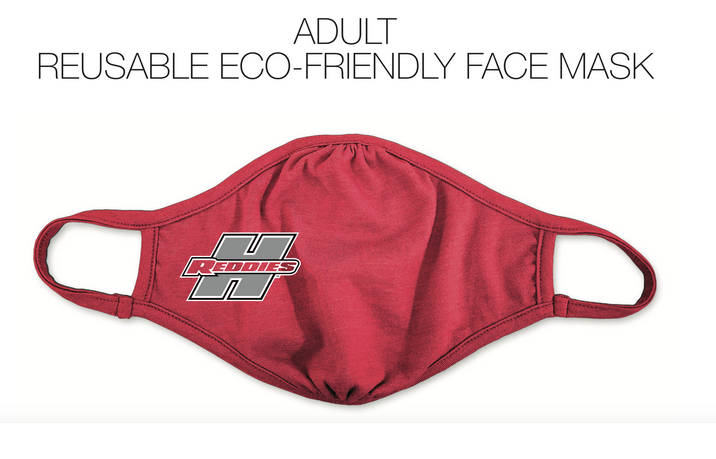 Cotton Face Mask with Logo