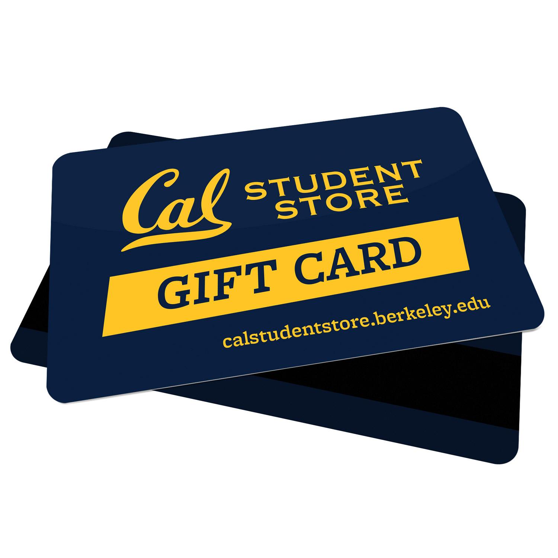 Cal Bears $50 Gift Card