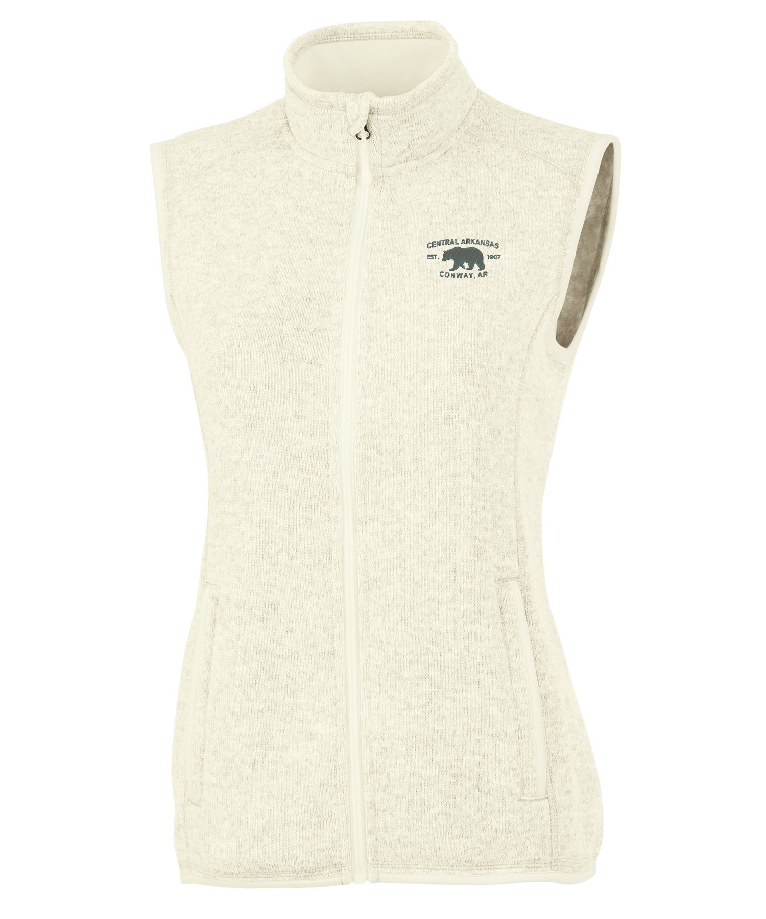 Women's Pacific Heathered Vest