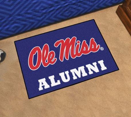 Ole Miss Starter Mat Alumni