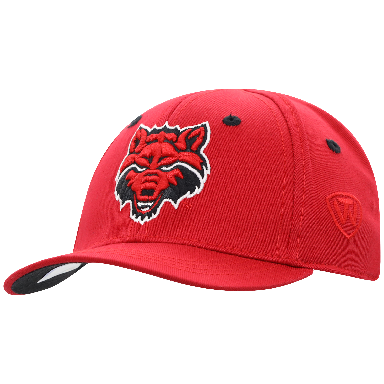 Red Wolves Cub Infant Cap