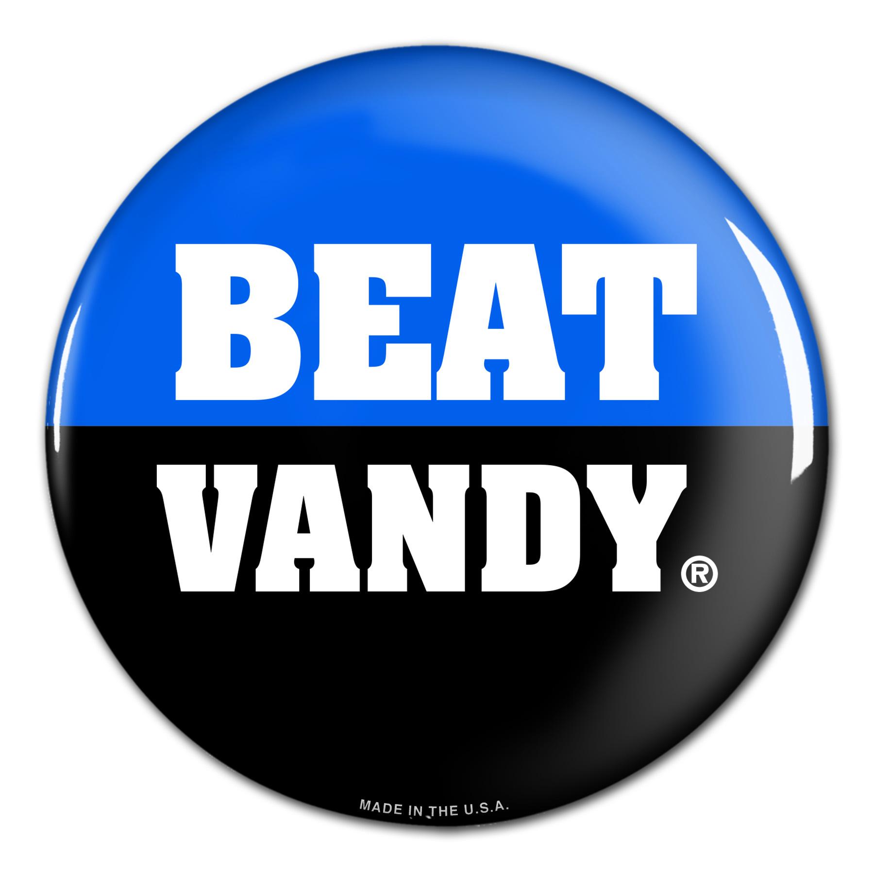 "Beat VANDY 3"" Button"