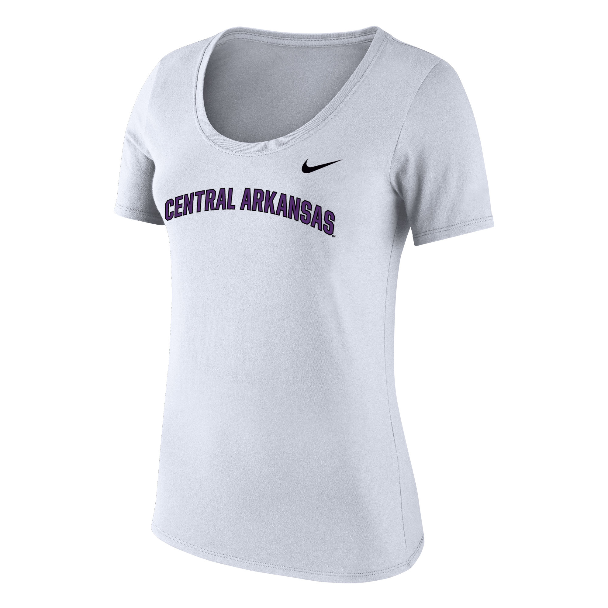 Central Arkansas Scoop Neck SS Tee