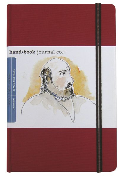Hand Book Journal Pocket Portrait 3.5 x 5.5