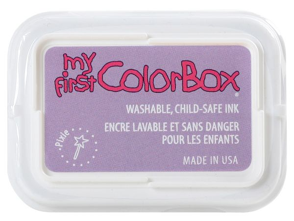 My First Color Box Ink Pad