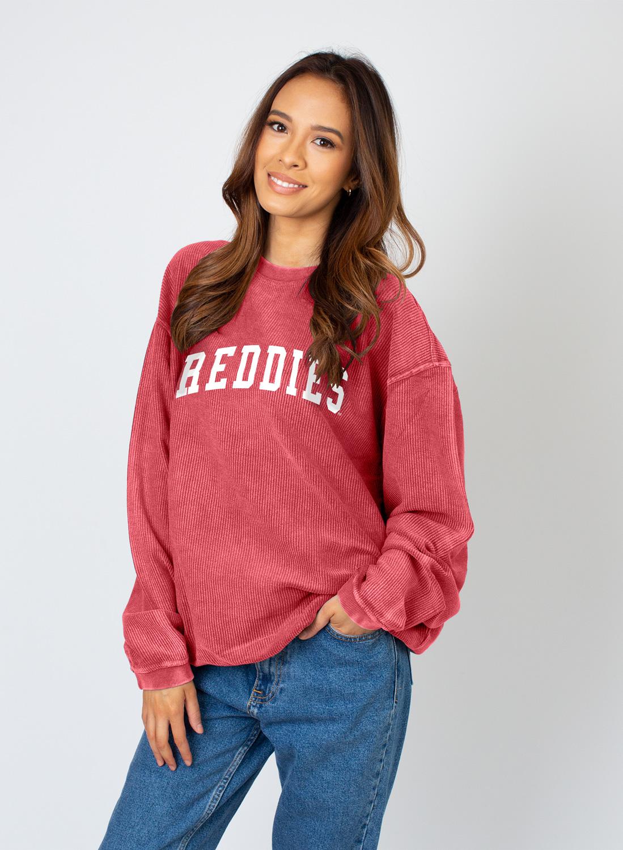 Reddies Corded Sweatshirt