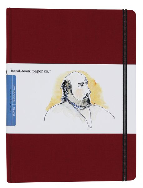 Hand Book Grand Portrait Journal 8.25 x 10.5
