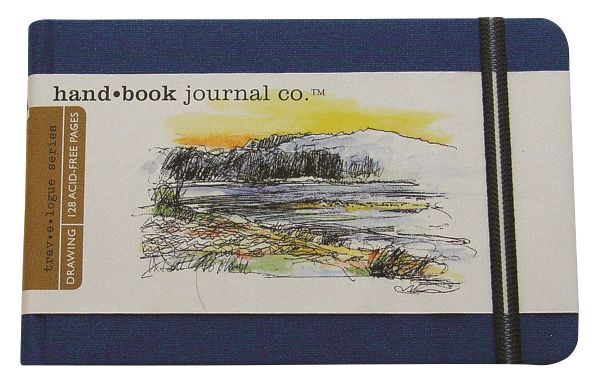Hand Book Pocket Landscape Journal 5.5 x 3.5