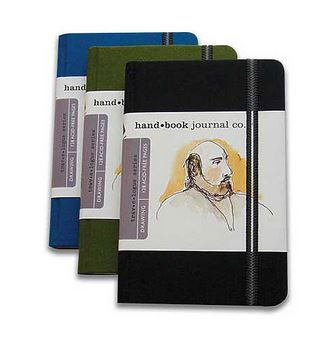 Hand Book Journal Large Portrait 8.25 x 5.5
