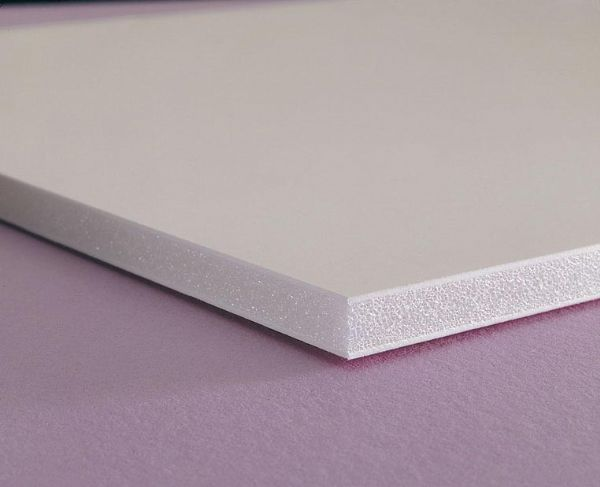 Foamboard White 3/16in Thick