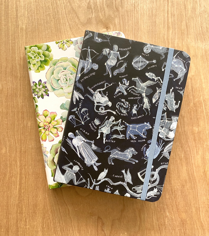 Lined Journals, Small