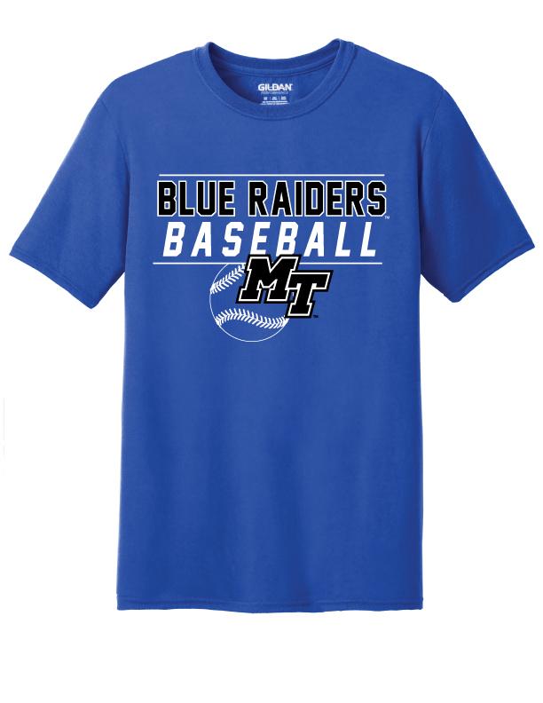 Blue Raiders Baseball Tshirt