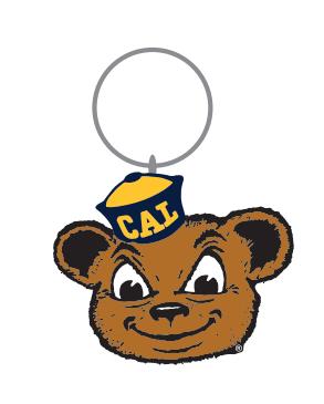 Berkeley Oski Keychain