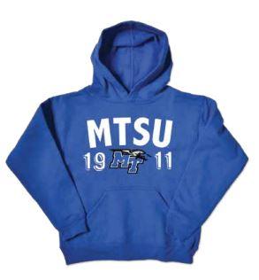 MTSU Est. 1911 Youth Hoodie