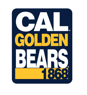 Cal Golden Bears 68 Laser Cut Magnet