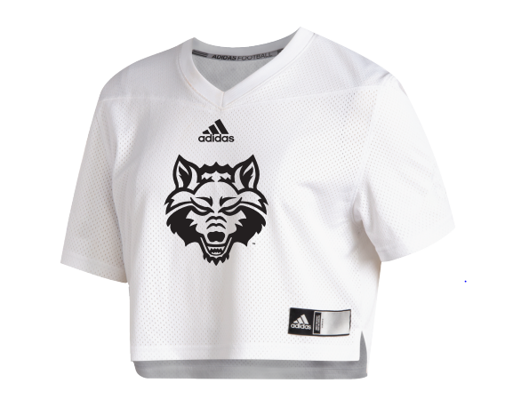 Red Wolves Womens Crop Jersey