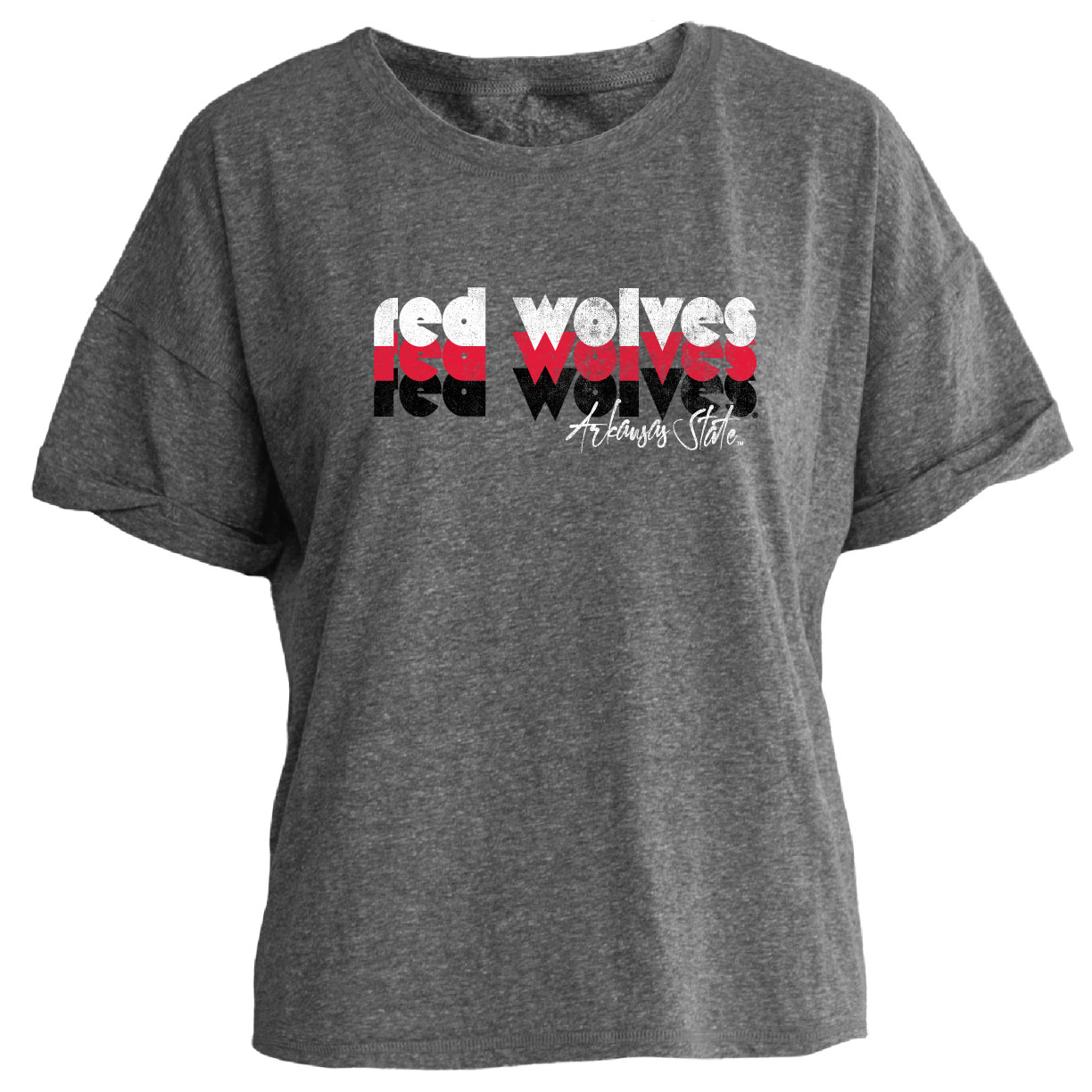Red Wolves Tried and True Tee