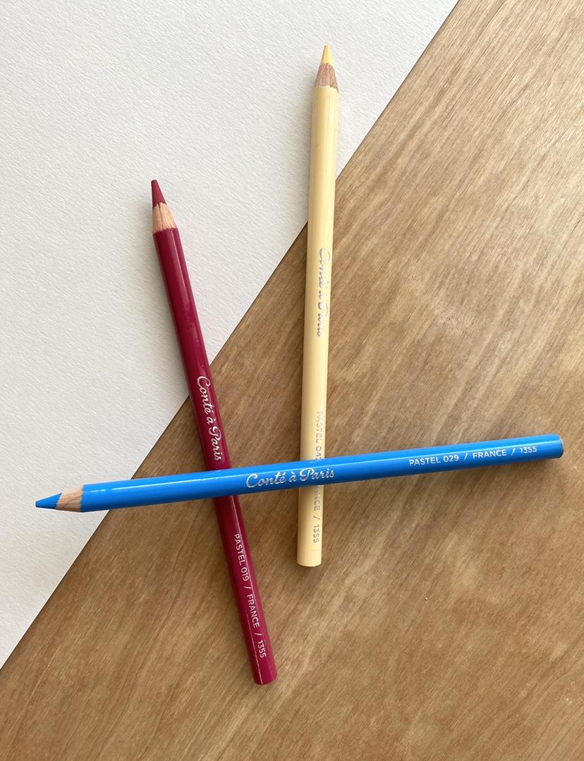 Conté à Paris Pastel Pencils
