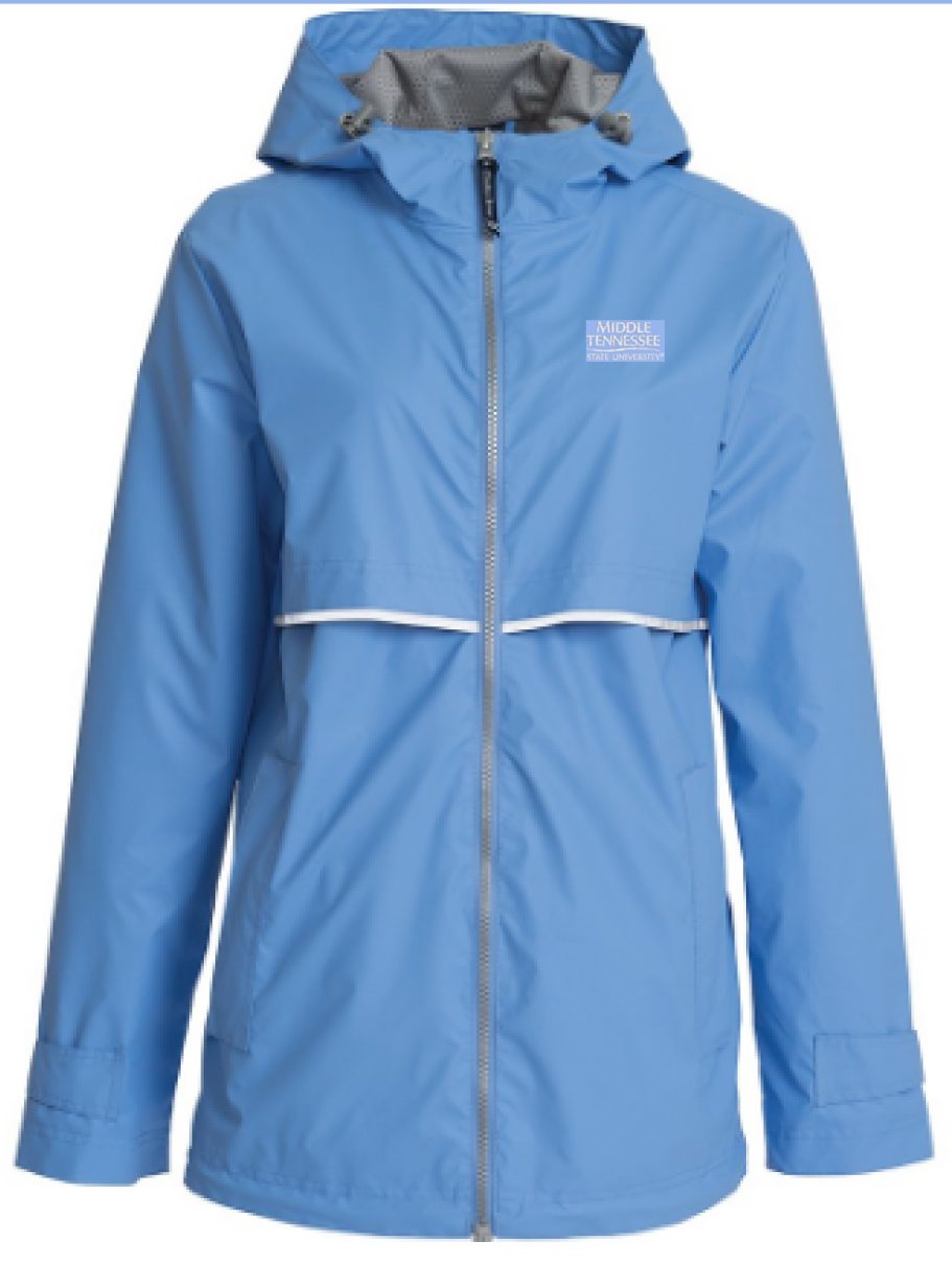 Middle Tennessee Women's New Englander Rain Jacket