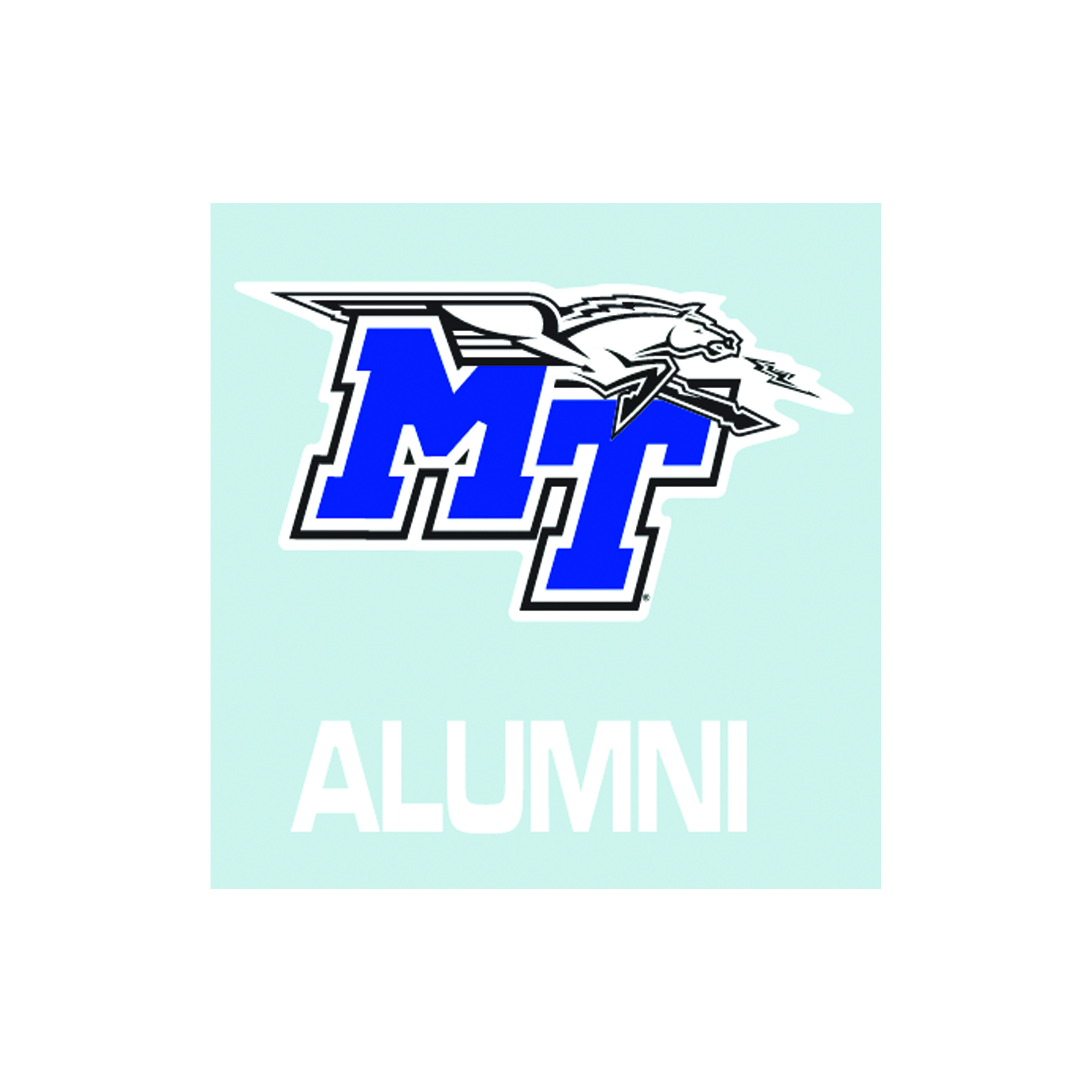 MT Alumni Decal