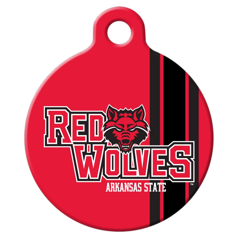 Arkansas State Dog Tag